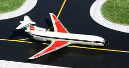 Gemini Jets GJBEA852 - 1/400 scale Hawker Siddeley Trident (HS121) diecast aircraft model of BEA , G-AVFB.