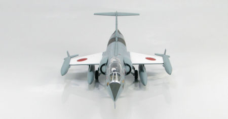 """Hobby Master HA1052 - 1/72 scale F-104DJ Starfighter diecast aircraft model of """"26-5001"""", 207 Sqn, Japan Air Self Defence Force. www.armchairaviator.com.au"""