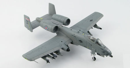 Hobby Master HA1318 - 1/72 scale A-10A Thunderbolt II diecast aircraft model of 80-0188, 184th FS, 188FW, Arkansas ANG, 2011www.armchairaviator.com.au
