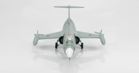 Hobby Master HA1018 - 1/72 scale RF-104G Starfighter diecast aircraft model of 4378,STARGAZER, ROCAF. www.armchairaviator.com.au