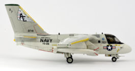 """Starboard View Hobby Master HA4902 - 1/72 Scale Lockheed S-3B Viking Diecast Model Aircraft of BuNo 159741, VS-28 """"Hukkers"""", also known as """"Gamblers"""", AE 707, USN, USS Forrestal."""